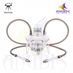Meduse Krab White 28 cms