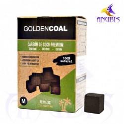 Carbon Natural Golden Coal...