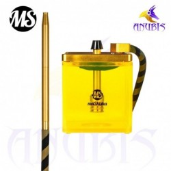 MS Micro Gold Yellow