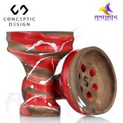 Conceptic Design 3D Killer Red