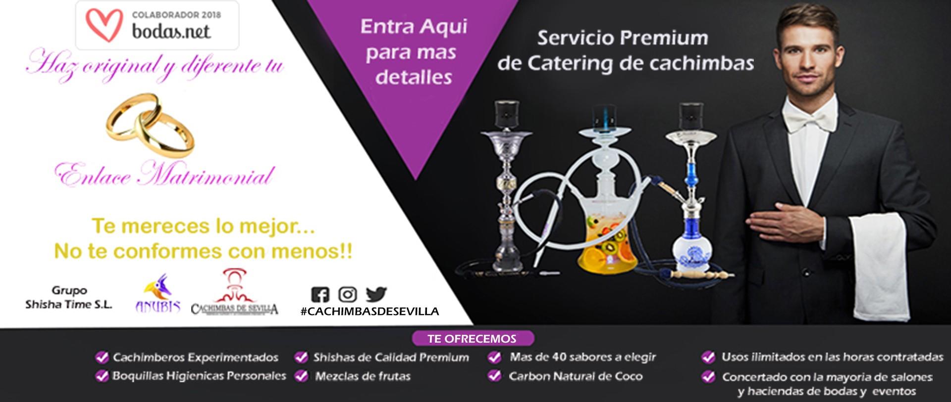 Catering Premium de Cachimbas